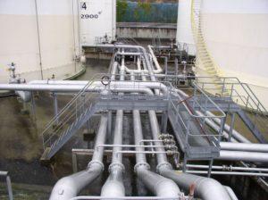 réseau pétrochimique